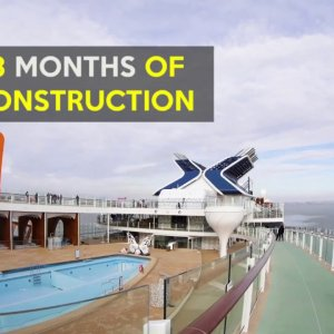 Celebrity Edge Begins Her Transatlantic Journey