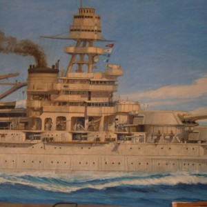Pearl Harbor Painting