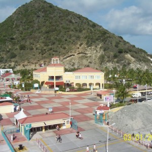 Jan's photo. St Maarten