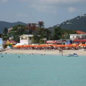 our  photo. St Maarten