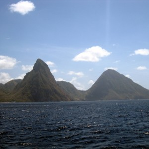 St. Lucia & the Pitons