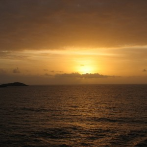 Sunrise, St. Thomas