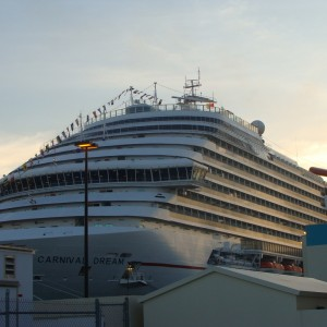 Carnival Dream back in Port Canaveral