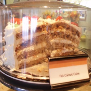 Fat Carrot Cake