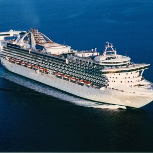The Star Princess.
