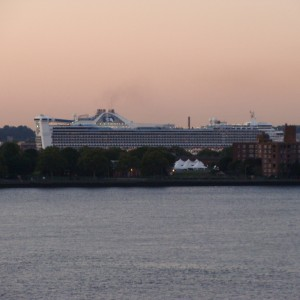 Return to NYC - Caribbean Princess in Brooklyn