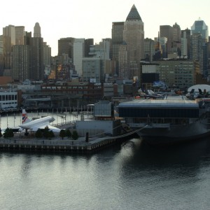 Return to NYC - The Intrepid