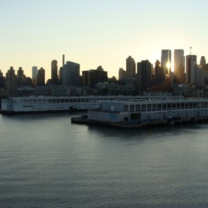 Return to NYC - Port of New York