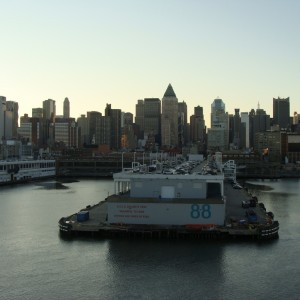 Return to NYC - Pier 88
