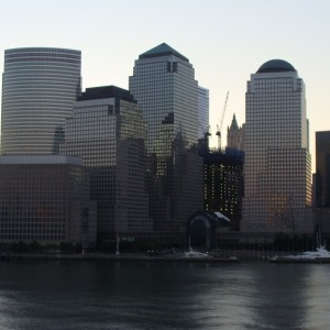 Return to NYC - Lower Manhattan