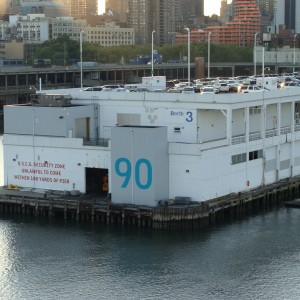 Return to NYC - Pier 90