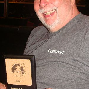Me and my plaque