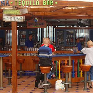 Blue Iguana Tequila Bar
