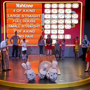 Carnival Sunshine Hasbro The Game Show
