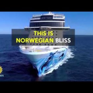 Norwegian Bliss - A True Beauty On The Seas