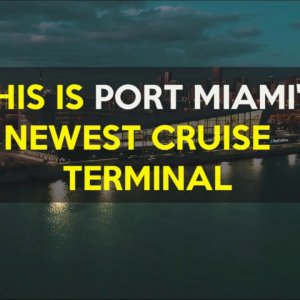 Terminal A - Royal Caribbean's New Port Miami Cruise Terminal