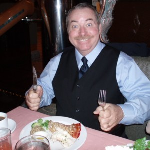 There's nothing like surf & turf.