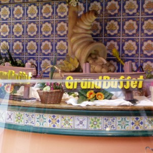 The Famous Buffet.